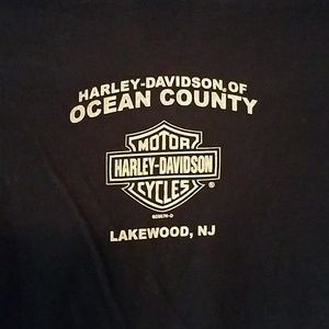 Harley-Davidson Tops - Harley Davidson long sleeve shirt